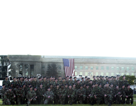 3RD INFANTRY OLD GUARD